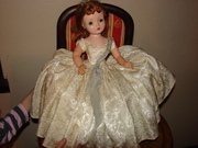 Vintage Dolls,  doll clothes,  doll parts,  doll shoes and more