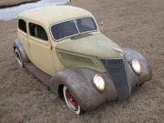 Ford 1937 Ford Other RAW METAL PATINA HOT ROD ALL STEEL