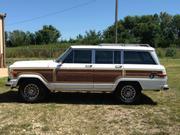 1989 Jeep Wagoneer Jeep Wagoneer Base Sport Utility 4-Door